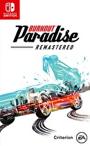 Burnout Paradise Remastered Box Art