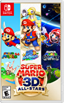 Super Mario 3D All-Stars Box Art