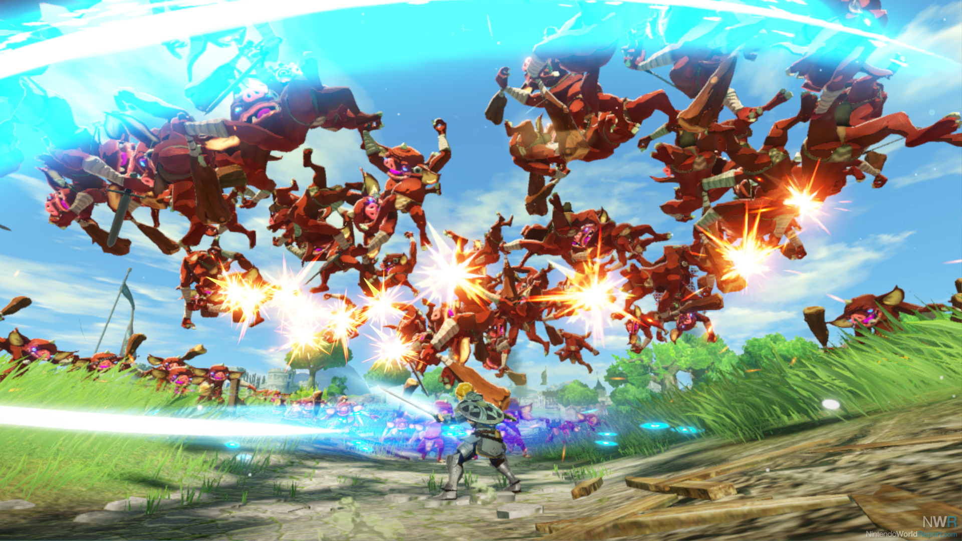 Hyrule Warriors Age Of Calamity Review Review Nintendo World Report