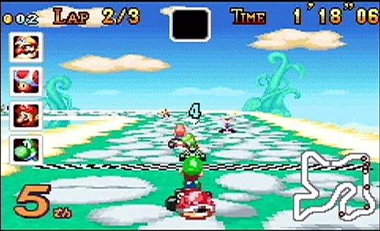 Mario Kart Super Circuit Media Nintendo World Report
