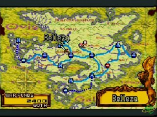 Tactics Ogre: The Knight of Lodis - Game - Nintendo World Report