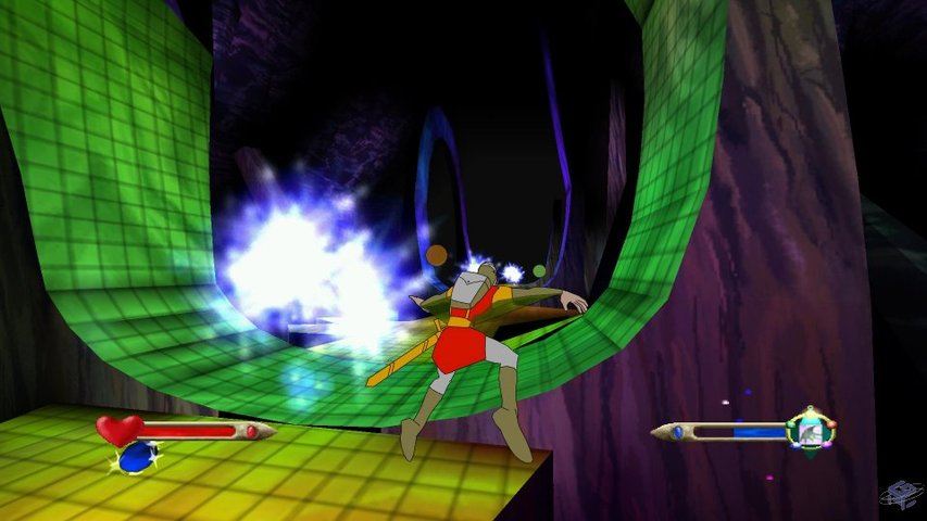 Dragon's Lair 3D - Game - Nintendo World Report