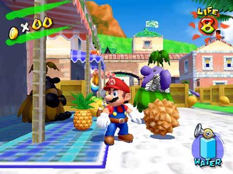 Super Mario Sunshine - Feature - Nintendo World Report