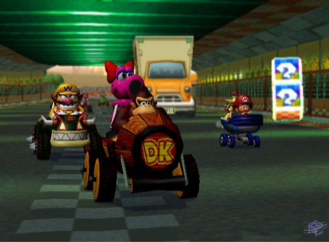 Mario Kart Double Dash Game Nintendo World Report