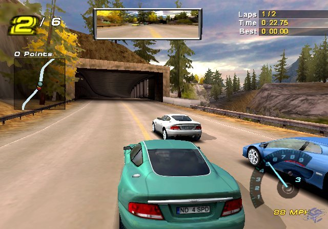 Need For Speed Hot Pursuit 2 Game Nintendo World Report