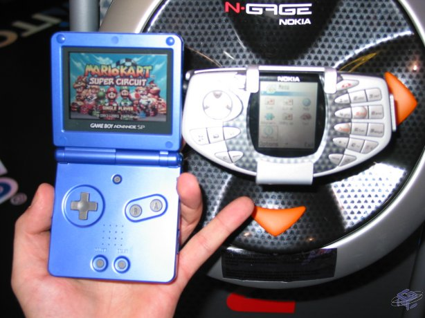 SP vs N-Gage