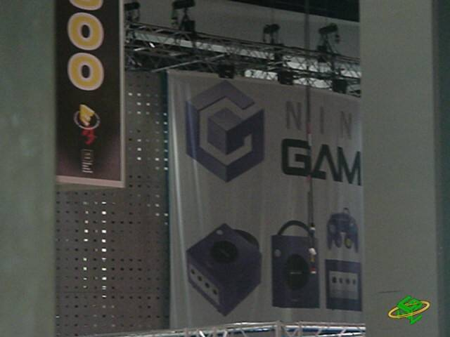 E3 2001: The Official Gamecube Logo
